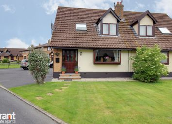 Thumbnail 3 bedroom semi-detached house for sale in Cambourne Mews, Newtownards