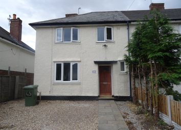 Thumbnail 3 bed semi-detached house to rent in Forwood Road, Bromborough, Wirral