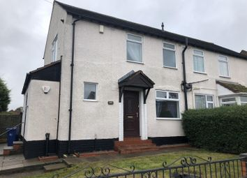 Thumbnail 2 bed semi-detached house to rent in Bevan Lee Road, Cannock, Staffordshire