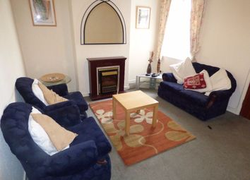 Thumbnail 1 bedroom flat to rent in First Floor Flat, Victoria Street, Hartshill, Stoke-On-Trent