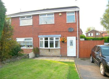 Thumbnail 3 bed semi-detached house for sale in Green Acres Drive, South Normanton, Alfreton