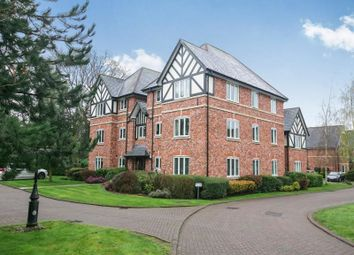 Thumbnail 2 bedroom flat for sale in Eton Drive, Heald Green, Cheadle