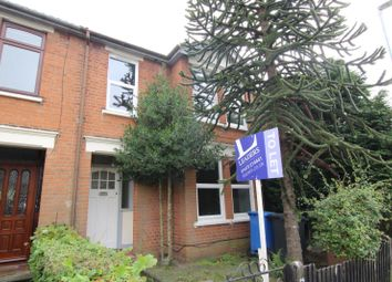 Thumbnail 3 bedroom terraced house to rent in Powling Road, Ipswich