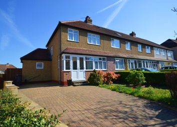 Thumbnail 3 bed semi-detached house to rent in Church Rise, Chessington