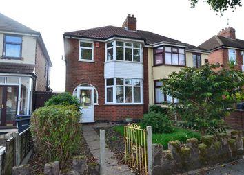 Thumbnail 3 bed semi-detached house for sale in Dowar Road, Rednal, Birmingham
