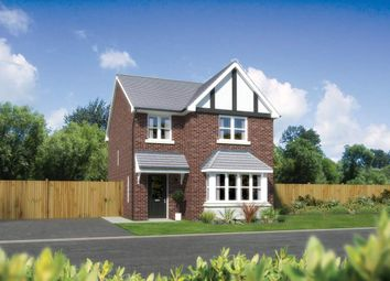 "Thumbnail 4 bed detached house for sale in ""Parkwood"" at Padgbury Lane, Congleton"