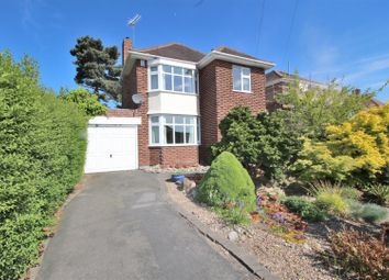 Thumbnail 3 bed detached house for sale in The Close, Chilwell, Nottingham