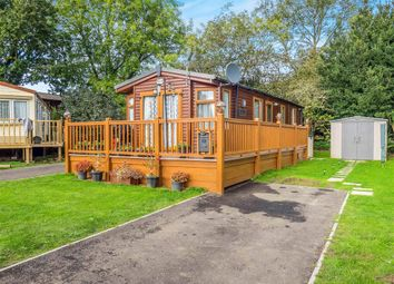 Thumbnail 2 bed mobile/park home for sale in Haveringland Hall Park, Haveringland, Norwich