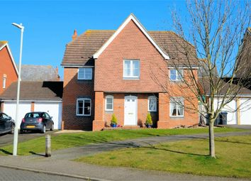 Thumbnail 5 bed detached house for sale in Speedwell Road, Whitstable, Kent