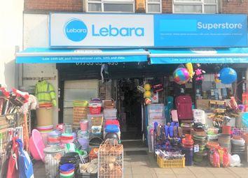 Thumbnail Retail premises for sale in Farnham Road, Slough