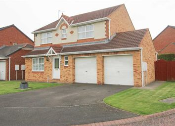 Thumbnail 4 bed detached house for sale in Moresby Road, Northburn Edge, Cramlington