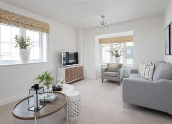 Thumbnail 2 bed semi-detached house for sale in Hall Road, Evabourne, Wouldham, Rochester, Kent