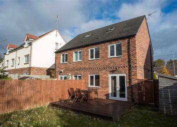 Thumbnail 3 bedroom semi-detached house for sale in Potternewton Mount, Leeds, West Yorkshire