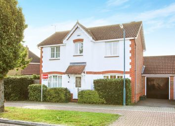 Thumbnail 3 bed detached house for sale in Kingsford Drive, Springfield, Chelmsford
