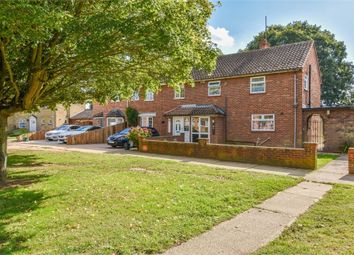 Thumbnail 3 bed semi-detached house for sale in John Kent Avenue, Colchester, Essex