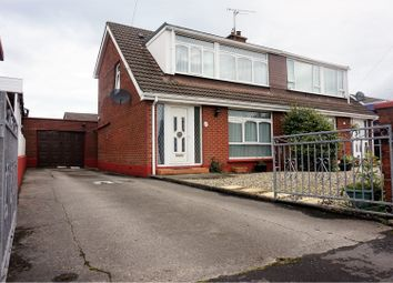 Thumbnail 3 bed semi-detached house for sale in Rotherwood Drive, Derry / Londonderry