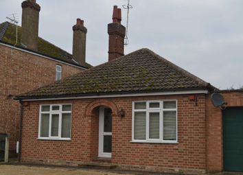 Thumbnail 3 bedroom bungalow to rent in Wisbech Road, March