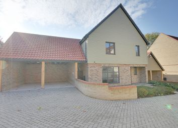 Thumbnail 5 bed detached house to rent in Lower Road, Stuntney, Ely