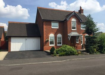 Thumbnail 4 bed detached house for sale in Arden Close, Bradley Stoke, Bristol