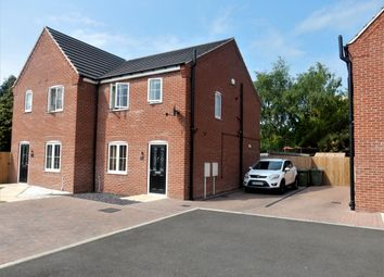 Thumbnail 3 bed semi-detached house for sale in Park View, Worksop