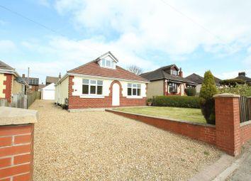 Thumbnail 4 bedroom detached bungalow for sale in Park Lane, Knypersley, Biddulph