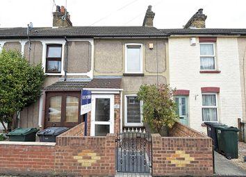 Thumbnail 2 bedroom terraced house for sale in Castle Street, Swanscombe, Kent