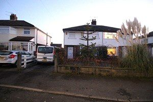 Thumbnail 3 bed semi-detached house to rent in Ruskin Way, Liverpool, Merseyside
