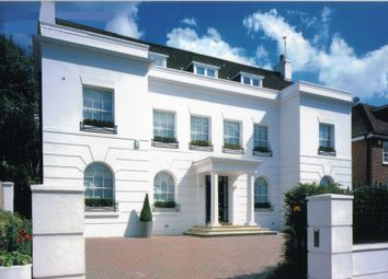 West Heath Road, Hampstead NW3. 6 bed detached house