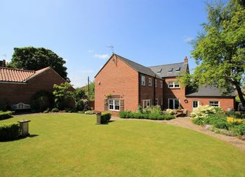 Thumbnail 5 bed detached house for sale in Kirby Hill, Boroughbridge, York