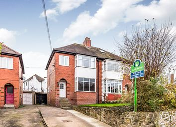 Thumbnail 3 bedroom semi-detached house for sale in Sunnyside Road, Ketley Bank, Telford