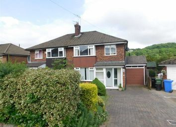 Thumbnail 3 bed semi-detached house for sale in Thornley Crescent, Bredbury, Stockport