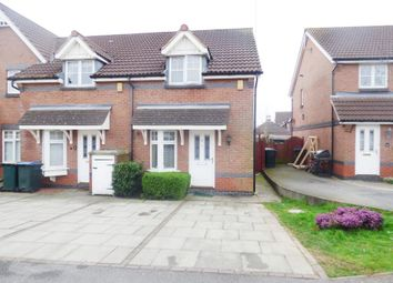 Thumbnail 2 bed end terrace house for sale in Peters Walk, Longford, Coventry