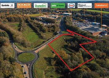 Thumbnail Commercial property for sale in Land At, Whitworth Road, St. Leonards-On-Sea, East Sussex