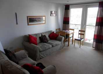 Thumbnail 1 bedroom flat to rent in Prospect Place, Ferry Court, Cardiff Bay