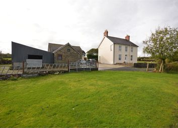 Thumbnail 4 bed detached house for sale in Llysnewydd, Hebron, Whitland, Carmarthenshire