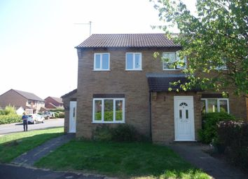 Thumbnail 2 bed property to rent in Weggs Farm Road, New Duston, Northampton
