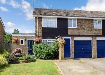 Thumbnail 3 bedroom semi-detached house for sale in Laburnum Way, Haywards Heath, West Sussex