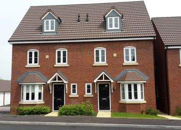 Thumbnail 4 bed semi-detached house to rent in Beamhouse Drive, Ross On Wye, Herefordshire