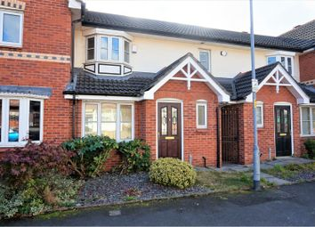 Thumbnail 2 bed terraced house for sale in Worthington Street, Manchester