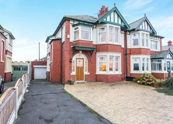 Thumbnail 3 bed semi-detached house for sale in The Esplanade, Fleetwood
