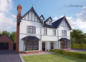 Thumbnail 4 bed semi-detached house for sale in 117, Harberton BT9, Belfast,