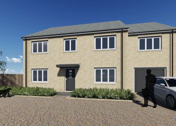 Thumbnail 4 bed detached house for sale in Hythe Road, Methwold, Thetford