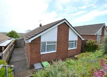 Thumbnail 3 bedroom detached bungalow for sale in Rodmill Drive, Eastbourne