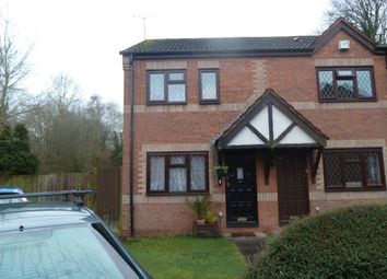 Thumbnail 2 bed semi-detached house to rent in Mayfair Drive, Galley Common, Nuneaton