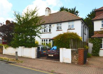 Thumbnail 4 bedroom semi-detached house for sale in Girdwood Road, London