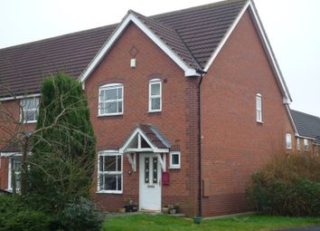 Thumbnail 3 bed town house to rent in Heron Drive, Penkridge, Staffordshire