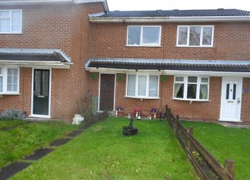 Thumbnail 2 bedroom town house for sale in Christchurch Road, Hucknall, Nottingham