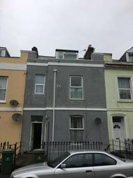 Thumbnail 1 bedroom flat to rent in North Road West, Plymouth
