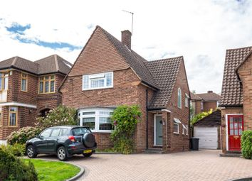 Thumbnail 3 bedroom detached house for sale in Elmstead Close, Totteridge, London