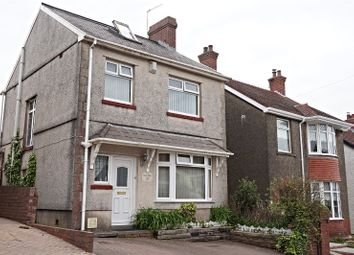Thumbnail 4 bed detached house for sale in Penrice Street, Morriston